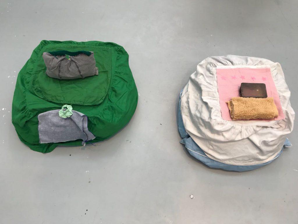 Gloria Sogl, installation, 2018