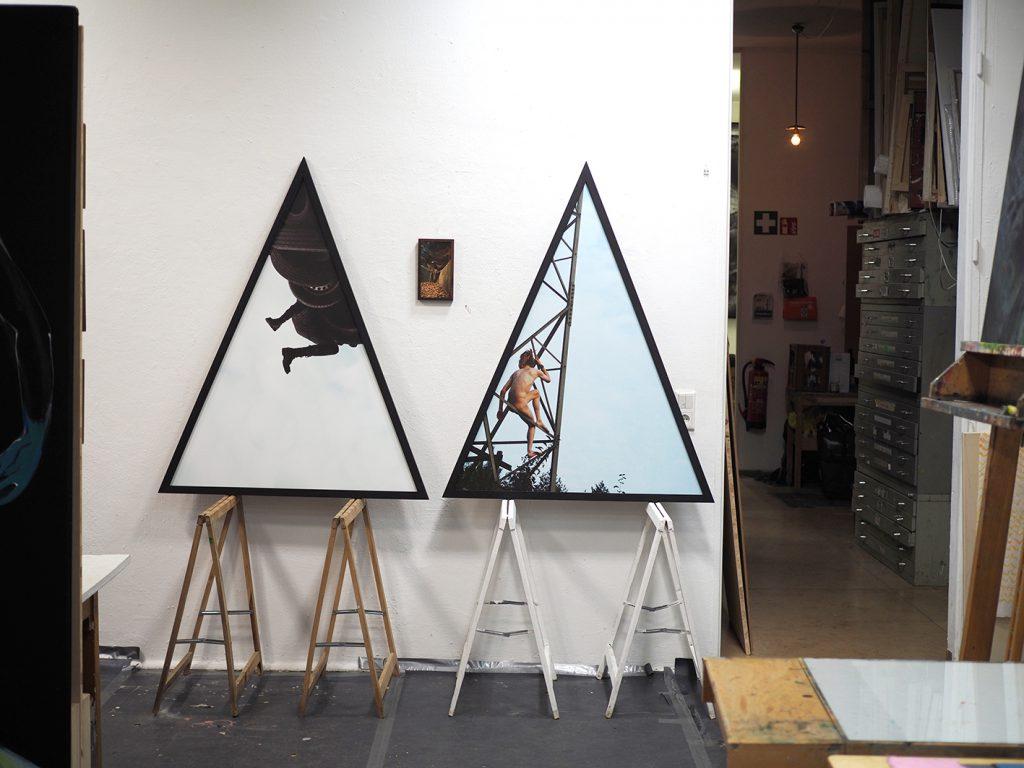 Julie Batteux, Installation, Fotografie