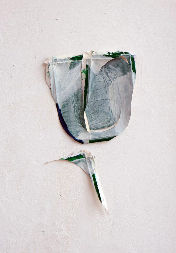 Theresa Hartmann, Malerei, 2018